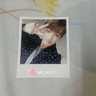 [WTS Only] BTS Jungkook Wings Album Photocard