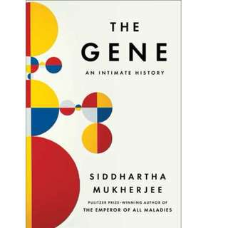 Ebook- The Gene: An Intimate History