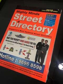Street Directory (2018 edition)