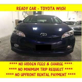 Toyota Wish Auto