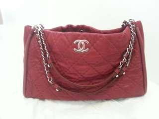 Chanel 羊皮袋