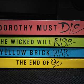 Dorothy Must Die Series (Book 1-4)