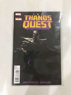 The Thanos Quest