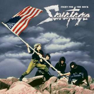 Savatage ‎– Fight For The Rock CD Digipak