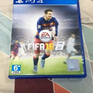 PS4 Game FIFA16