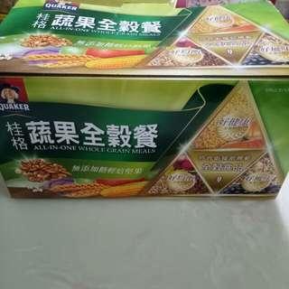 桂格 蔬果全穀餐
