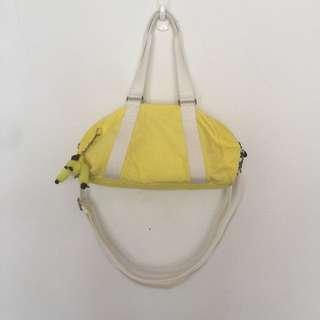 Kipling 黃色小背包