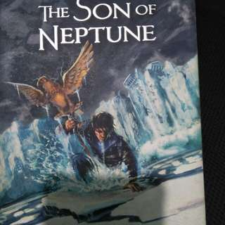 Son of Neptune (Book 2 of The Heroes of Olympus)