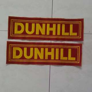 Patch dunhill