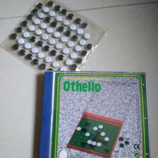 Othello in cd casing