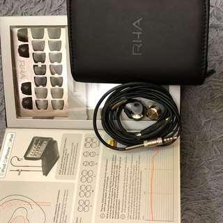 RHA-MA750i 超質感 超高音質