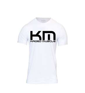 "Kaged Muscle ""Knowledge"" T-Shirt white"