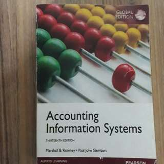 🎆NEW ACCOUNTING INFORMATION SYSTEM ROMNEY