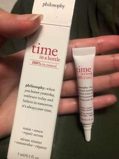 BN philosophy time in a bottle repair serum