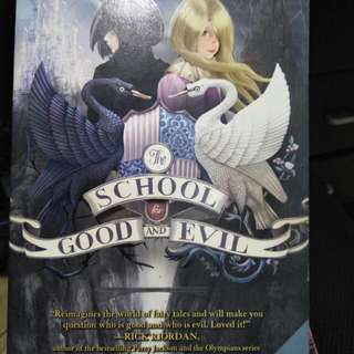 The School of Good and Evil Book 1