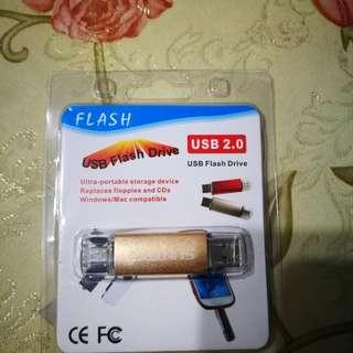 USB雙頭隨身碟,512G,