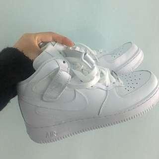 Air Force中幫女鞋