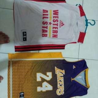 Baju Basket/Jersey Basket