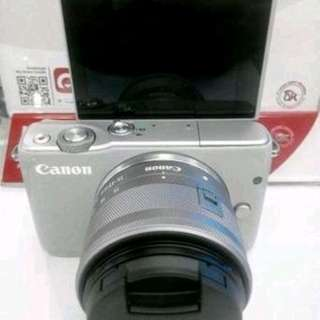 Canon m10,di cicil tanpa kartu kredit