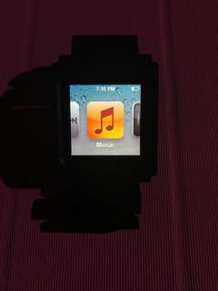 Ipod Nano 6th Gen 8gb