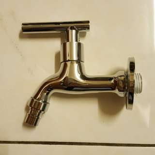 Stainless Steel Wall Mounted Tap