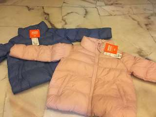 Uniqlo Children Light Padded Jacket