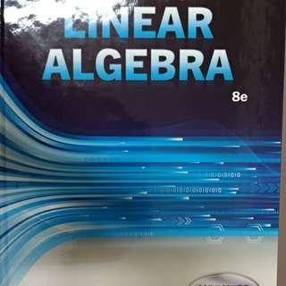 Linear Algebra, Larson, 8th edition