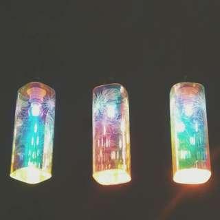 Hiasan lampu