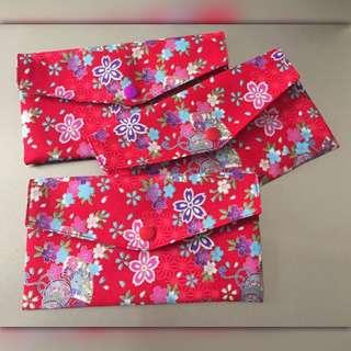 手工紅包袋、存摺袋