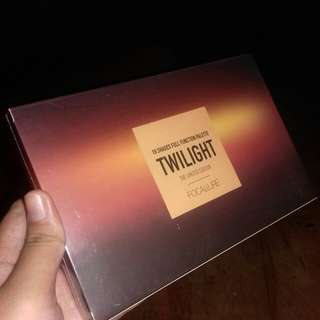 New! Focallure Eyeshadow palette 18 warna TWILIGHT