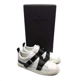 VALENTINO  皮带柳釘運動鞋