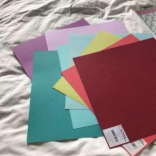 Paper market craft paper