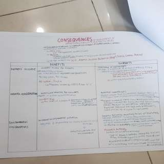 O level geography notes