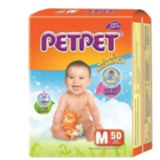 PetPet pampers jumbo (4 in 1)