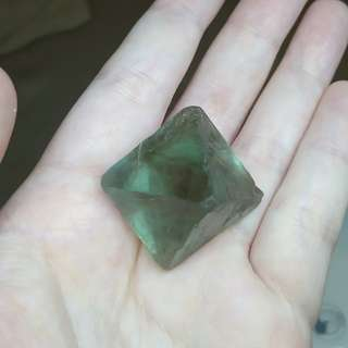 Fluorite Raw Gemstone specimen rough natural 30g