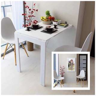 Table frame and desk
