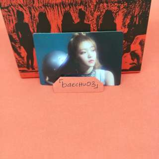 OFFICIAL Red Velvet Yeri Sticker