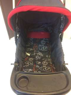 Sweetheart Brand stroller with mint condition..cheap and worth full..