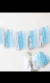 Party Paper Tassels