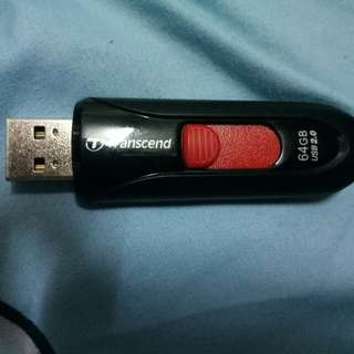 Transcend 64GB Jetflash 2.0