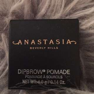 Anastasia Beverly Hills Dip Brow pomade SHADE: EBONY BRAND NEW & AUTHENTIC (NO OFFERS)