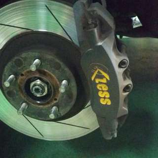 Eczess Brake kit for Subaru