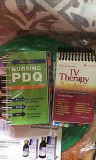 Nursing PDQ and IV notes