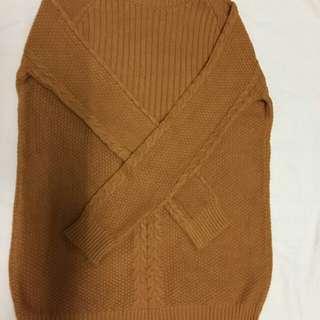 Korean Knitwear mustard
