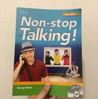 Non-stop Talking!課本
