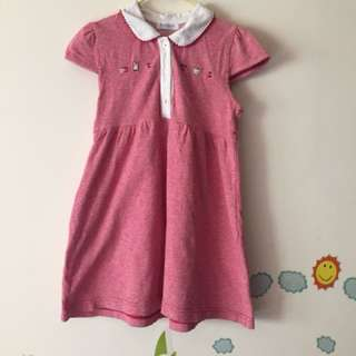 二手 麗嬰房 女童洋裝
