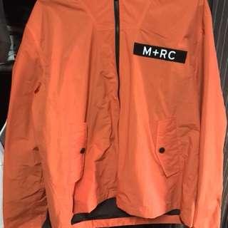 M+RC Noir 風衣外套