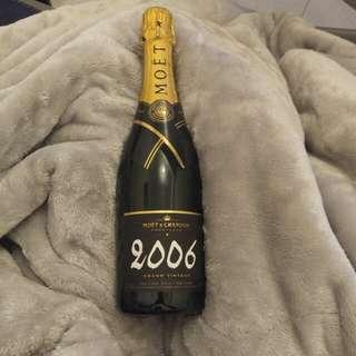 Moet & Chandon (原價$680) champagne grand vintage 2006 香檳