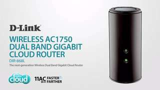 Dlink 868L Wireless Router