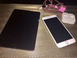 iPhone 6plus @ iPad mini